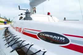 Performance Optimized Corsair Sprint 750 Mk II Trimaran