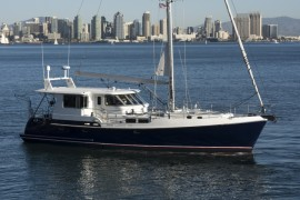 Nordhavn 56 Motorsailer Priced to Sell
