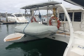 Custom Modified Seawind 1160 Catamaran