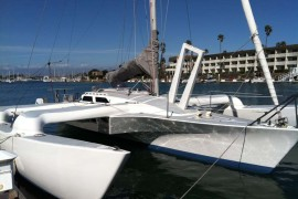 Condor 40 Performance Cruiser Trimaran
