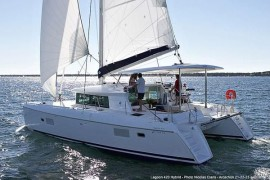 Lagoon 420 Catamaran - Never Chartered