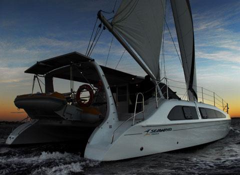 Seawind 1160 Lite Catamaran | Boat for Sale - West Coast MultihullsWest Coast Multihulls
