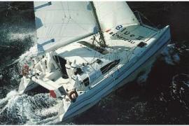 Beneteau Blue II Catamaran - A Unique Find