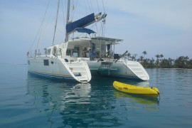 Recently Refit Lagoon 440 Catamaran-PENDING SALE