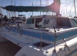 Norseman 40 Proven Bluewater Cruising Catamaran