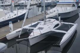 Corsair 24 Pocket Cruiser Trimaran