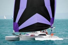 Turn Key Corsair 37 RS Carbon Trimaran