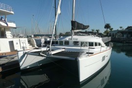 Lagoon 380 Catamaran with $40k in Upgrades