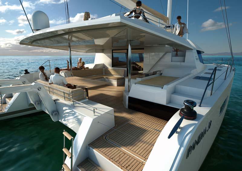 Fountaine Pajot Ipanema 58 Catamaran Boat For Sale