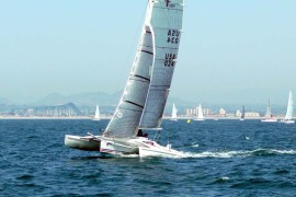 Race-Ready Corsair 28 Trimaran