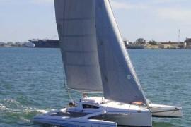 Southern California Pocket-Rocket Cruiser Corsair Dash 750 Trimaran