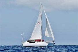 Horstman 38 Foot Trimaran Ready to Cruise