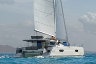 fountaine-pajot-new-47-under-sail