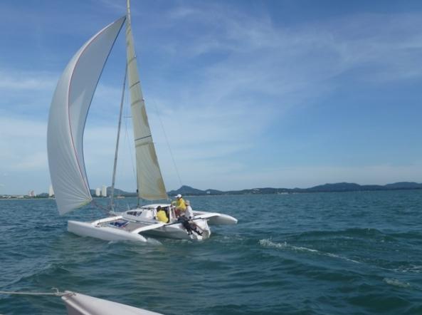 Corsair Trimaran Racing and Cruising | San Diego Multihull ...