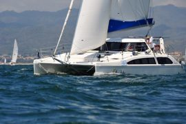 Seawind 1160 Catamaran Ready to Go Cruising