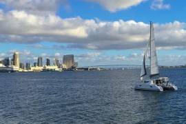 Fountaine Pajot Mahe 36 Catamaran in San Diego