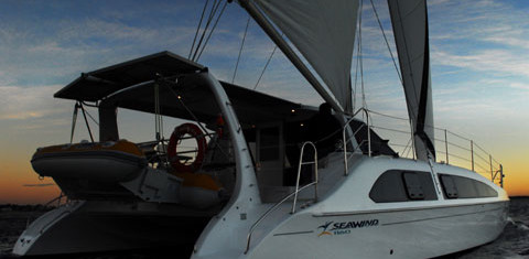 Seawind 1160 Lite Catamaran