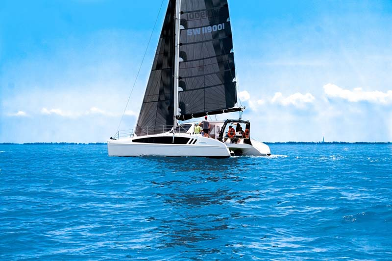 Seawind 1190 Sport Catamaran Boat For Sale West Coast