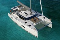fountaine-pajot-new-47-at-anchor