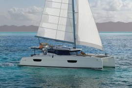 Fountaine Pajot Saona 47 Catamaran - Rare Deal