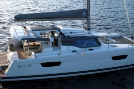 Fountaine Pajot NEW 42 Catamaran