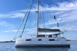 Turnkey 2015 Bavaria Nautitech Open 40 Catamaran