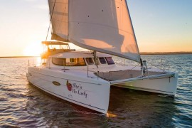 Cruise-Ready Fountaine Pajot Lipari 41 Catamaran