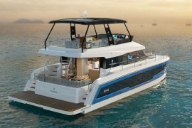 Fountaine Pajot MY 40 MotorCat for Charter Placement