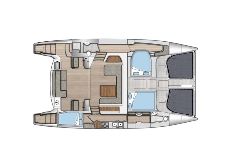 Seawind 1260 Catamaran | Boat for Sale | West Coast MultihullsWest