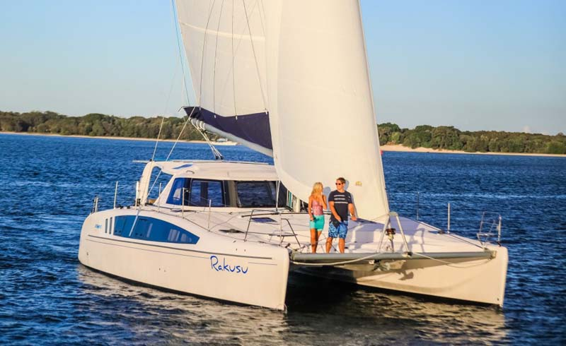 New Catamarans | New Trimarans | Sailboats for Sale | West