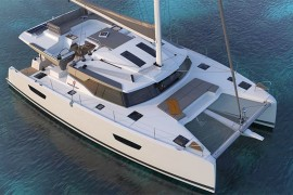 Fountaine Pajot NEW 45 Catamaran