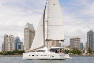 bali-4.3-catamaran-under-sail-san-diego