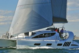 Rare Opportunity Xquisite Yachts X5 Catamaran
