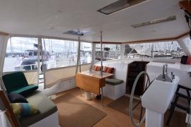 Maine Cat 38 Catamaran with Deluxe Upgrades